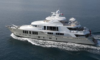 Orient Star yacht charter CMB Yachts Motor Yacht