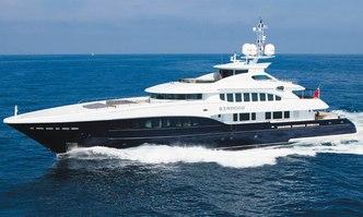 Sirocco yacht charter Heesen Motor Yacht