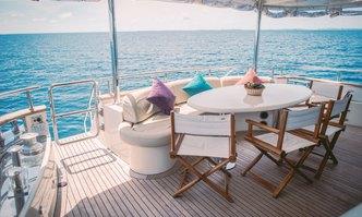 Nawaimaa yacht charter Azimut Motor Yacht