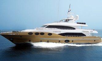 Marina Wonder yacht charter Gulf Craft Motor Yacht