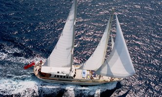 Tigerlily of Cornwall yacht charter Cochrane Sail Yacht