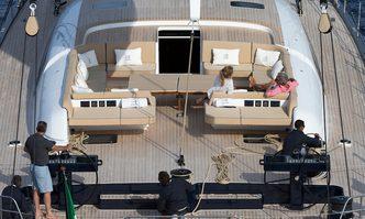 Solleone yacht charter Nautor's Swan Sail Yacht