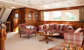 Metsuyan IV yacht charter CBI Navi Motor Yacht
