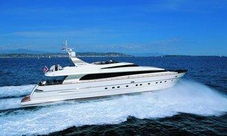 L'Ayazula yacht charter Canados Motor Yacht