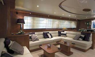 Mosaic yacht charter Falcon Motor Yacht
