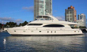 The Program yacht charter Hargrave Motor Yacht