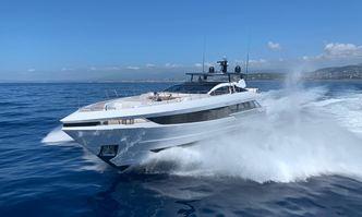 Dopamine yacht charter Overmarine Motor Yacht