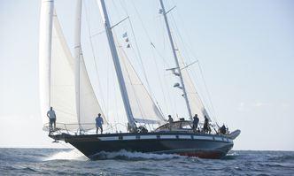 Agarimo 5 yacht charter Jongert Sail Yacht