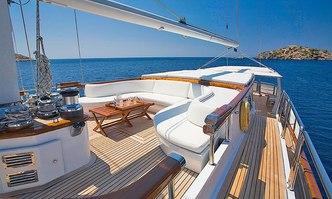 Althea yacht charter Unknown Motor/Sailer Yacht
