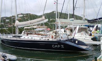 Cap II yacht charter CNB Sail Yacht