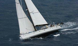 Magrathea yacht charter Oyster Yachts Sail Yacht