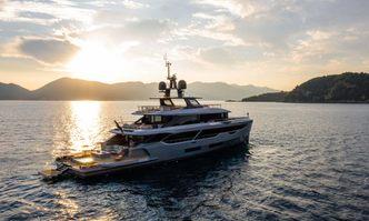 Rebeca yacht charter Benetti Motor Yacht