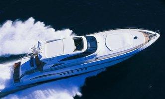 Liberty III yacht charter Spertini Alalunga Motor Yacht