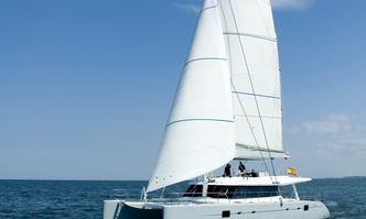 Depende IV yacht charter Sunreef Yachts Motor/Sailer Yacht