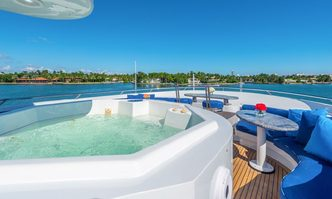 Surina yacht charter Trident Motor Yacht