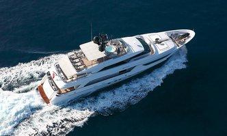 Sud yacht charter Sanlorenzo Motor Yacht