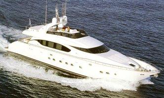 Irene's yacht charter Maiora Motor Yacht