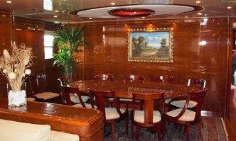 Don Ciro yacht charter Benetti Sail Division Motor Yacht