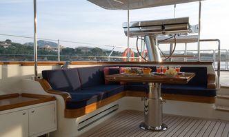Heritage yacht charter Perini Navi Sail Yacht