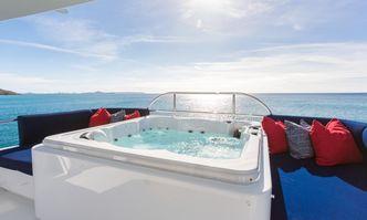 At Last yacht charter Heesen Motor Yacht
