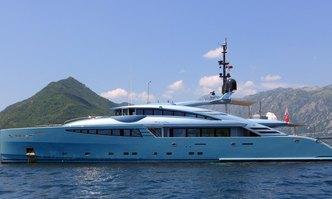 Philmx yacht charter ISA Motor Yacht