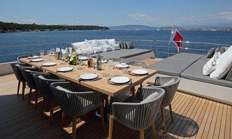 Siempre yacht charter Tansu Motor Yacht
