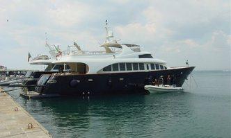 Bugia yacht charter Cantieri Navali di Termoli Motor Yacht