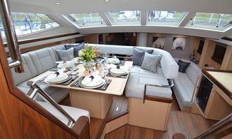 Raven yacht charter Oyster Yachts Sail Yacht