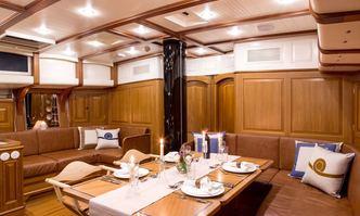 Tempus Fugit yacht charter Arkin Pruva Argos Yachts Sail Yacht