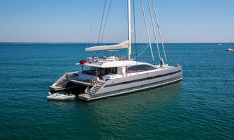 WindQuest yacht charter JFA Chantier Naval Sail Yacht