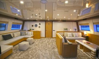 Ottawa IV yacht charter Custom Motor Yacht