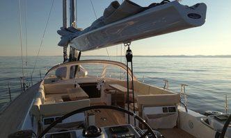 Ananda yacht charter Nautor's Swan Sail Yacht