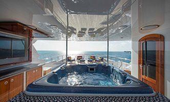 Playpen yacht charter Richmond Yachts Motor Yacht