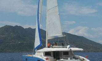 FREE SPIRIT yacht charter Sunreef Yachts Sail Yacht