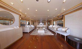 Grande Amore yacht charter Benetti Motor Yacht