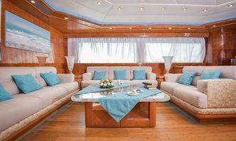 Bora Bora II yacht charter CNL - Cantieri Navali Lavagna Motor Yacht