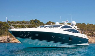 Froggy yacht charter Sunseeker Motor Yacht