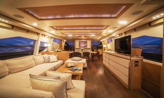 Eleven I yacht charter Italcraft Motor Yacht