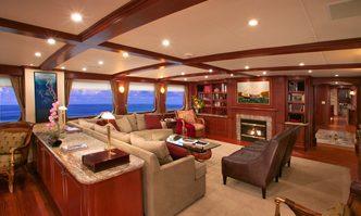Stargazer yacht charter Zigler Shipyards Motor Yacht
