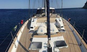Centurion yacht charter CIM Sail Yacht