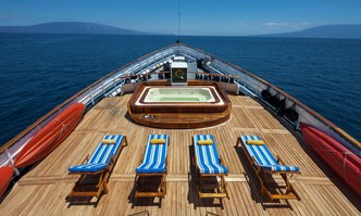 Evolution yacht charter Custom Motor Yacht