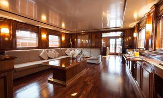 Antares of Britain yacht charter Bolson & Son Motor Yacht