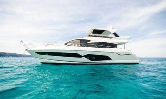 Adriano yacht charter Sunseeker Motor Yacht