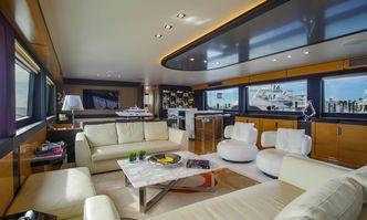 Sans Souci V yacht charter Tarrab Yachts Motor Yacht