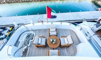 DXB yacht charter Benetti Motor Yacht