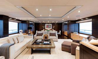 Revelry yacht charter Amels Motor Yacht