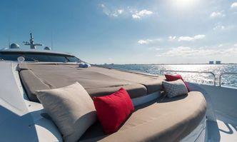 Privee yacht charter Sunseeker Motor Yacht