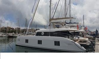 E yacht charter Sunreef Yachts Motor/Sailer Yacht