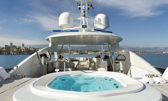 Art & Joy yacht charter Heesen Motor Yacht