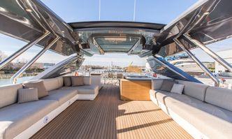 Esmeralda of the Seas yacht charter Monte Carlo Yachts Motor Yacht